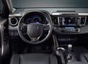 Фото авто Toyota RAV4 4 поколение, ракурс: рулевое колесо