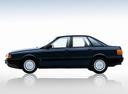 Фото авто Audi 80 8A/B3, ракурс: 90 цвет: синий