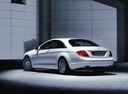 Фото авто Mercedes-Benz CL-Класс C216, ракурс: 135