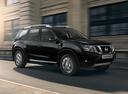 Фото авто Nissan Terrano 5 поколение, ракурс: 315 цвет: черный