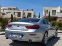 Фото авто BMW 6 серия F06/F12/F13 [рестайлинг], ракурс: 225 цвет: серебряный