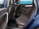 Фото авто Volkswagen Passat B7, ракурс: задние сиденья