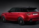 Фото авто Land Rover Range Rover Sport 2 поколение [рестайлинг], ракурс: 135 - рендер цвет: красный