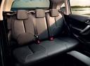 Фото авто Citroen C3 2 поколение, ракурс: задние сиденья