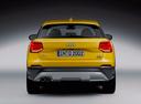 Фото авто Audi Q2 1 поколение, ракурс: 180 цвет: желтый