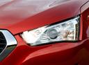 Фото авто Datsun mi-Do 1 поколение, ракурс: передние фары цвет: оранжевый