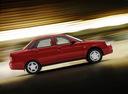Фото авто ВАЗ (Lada) Priora 1 поколение, ракурс: 270 цвет: красный