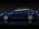 Фото авто BMW M3 F80 [рестайлинг], ракурс: 90 - рендер цвет: синий