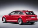 Фото авто Audi A4 B9, ракурс: 135 - рендер цвет: красный