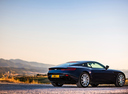 Фото авто Aston Martin DB11 1 поколение, ракурс: 225 цвет: черный