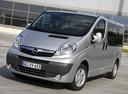 Фото авто Opel Vivaro A [рестайлинг], ракурс: 45