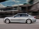 Фото авто BMW 5 серия F07/F10/F11 [рестайлинг], ракурс: 90 цвет: серебряный