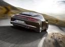Фото авто Porsche 911 991, ракурс: 225 цвет: коричневый