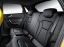 Фото авто Audi S1 8X, ракурс: задние сиденья
