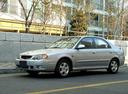 Фото авто Kia Spectra 1 поколение [рестайлинг], ракурс: 45