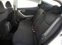 Фото авто Hyundai Elantra MD [рестайлинг], ракурс: задние сиденья