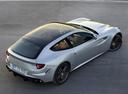 Фото авто Ferrari FF 1 поколение, ракурс: 225 цвет: серый