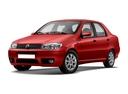 Подержанный Fiat Albea, красный , цена 185 000 руб. в ао. Ханты-Мансийском Автономном округе - Югре, хорошее состояние