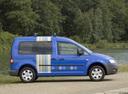 Фото авто Volkswagen Caddy 3 поколение, ракурс: 270