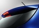 Фото авто Kia Rio 3 поколение [рестайлинг], ракурс: задняя часть цвет: синий