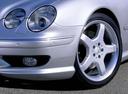 Фото авто Mercedes-Benz CL-Класс C215, ракурс: передние фары