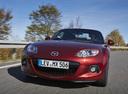 Фото авто Mazda MX-5 NC [2-й рестайлинг],  цвет: красный