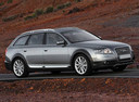 Фото авто Audi A6 4F/C6, ракурс: 315 цвет: серебряный