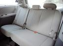 Фото авто Toyota Sienna 3 поколение, ракурс: задние сиденья