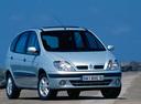 Фото авто Renault Scenic 1 поколение [рестайлинг], ракурс: 315 цвет: серебряный
