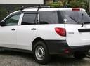 Фото авто Mazda Familia Y12 [рестайлинг], ракурс: 135 цвет: белый