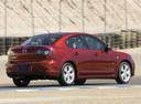 Фото авто Mazda 3 BK [рестайлинг], ракурс: 225 цвет: красный