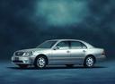 Фото авто Toyota Celsior F30, ракурс: 90