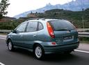 Фото авто Nissan Almera Tino V10, ракурс: 135