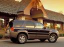 Фото авто Ford Maverick 2 поколение, ракурс: 270