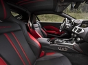 Фото авто Aston Martin Vantage 4 поколение, ракурс: салон целиком