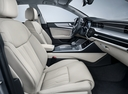 Фото авто Audi A7 C8, ракурс: сиденье