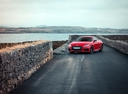Фото авто Audi TT 8S [рестайлинг], ракурс: 45 цвет: красный