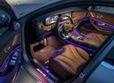 Фото авто Mercedes-Benz S-Класс W222/C217/A217 [рестайлинг], ракурс: торпедо цвет: серый