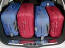 Фото авто Opel Astra H, ракурс: багажник