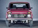 Фото авто ВАЗ (Lada) 4x4 1 поколение [рестайлинг],