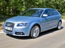 Фото авто Audi A3 8P/8PA [рестайлинг], ракурс: 45
