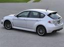 Фото авто Subaru Impreza 3 поколение [рестайлинг], ракурс: 135 цвет: серебряный