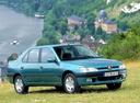 Фото авто Peugeot 306 1 поколение [рестайлинг], ракурс: 315