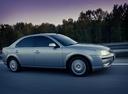 Фото авто Ford Mondeo 3 поколение [рестайлинг], ракурс: 270 цвет: серебряный