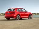 Фото авто Audi SQ5 2 поколение, ракурс: 225 цвет: красный