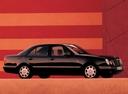 Фото авто Mercedes-Benz E-Класс W210/S210, ракурс: 270 цвет: черный
