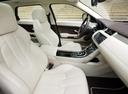 Фото авто Land Rover Range Rover Evoque L538, ракурс: сиденье