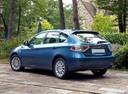 Фото авто Subaru Impreza 3 поколение, ракурс: 135 цвет: синий