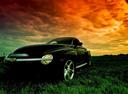 Фото авто Chevrolet SSR 1 поколение, ракурс: 45 цвет: черный