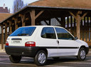 Фото авто Citroen Saxo 2 поколение, ракурс: 225